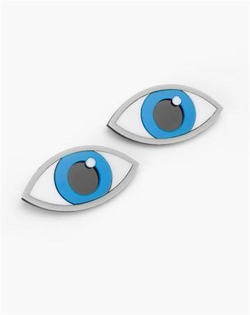 Mavi Ayakkabı Broşu ab008 Yeljo2b