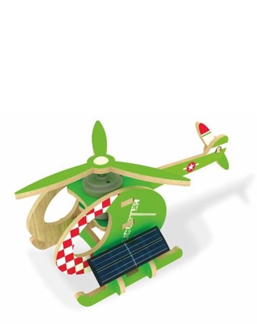 P 230 S Güneş Enerjli Helikopter