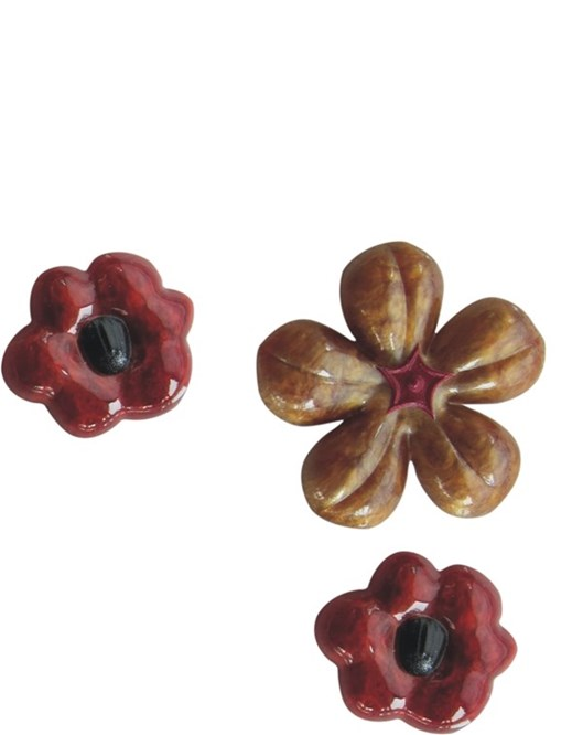 7394122-Dekor Sticker_ Antik Çiçek
