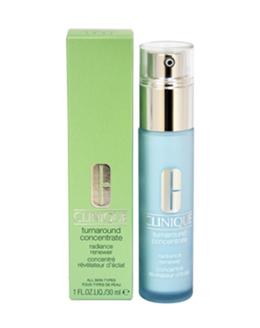 Clinique Turnaround Concentrate Extra Radiance Cilt Yenileyici