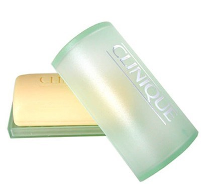 Clinique Facial Soap Extra Mild with Dish (Kuru Ciltler)