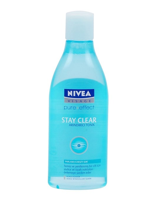 Nivea Visage Stay Clear Tonik 200Ml