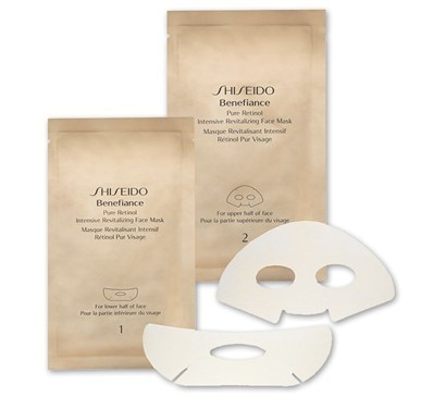 Shiseido Benefiance Pure Retinol Instant Treatment Face Mask Yüz Maskesi