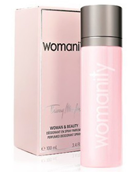 Thierry Mugler Womanity Deodorant Spray
