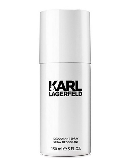 Karl Lagerfeld For Women Deodorant