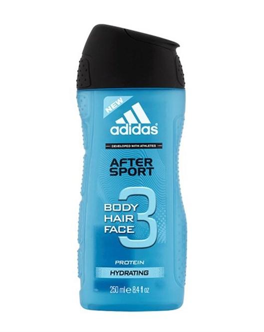 Adidas After Sport Erkek Shower Gel