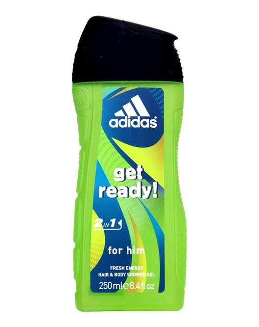 Adidas Doccia 2in1 Get Ready Erkek Shower Gel