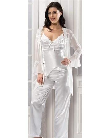 3210 Pijama Sabahlık Takım Stl-Nbb3210