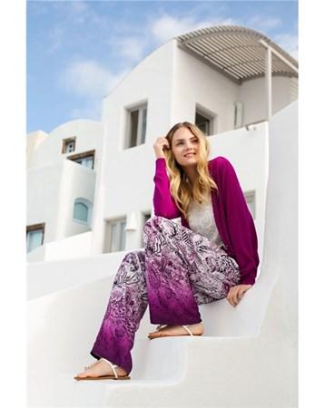 1322 Hırkalı 3'Lü Pijama Takım Stl_Miss_Loren_1322