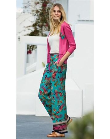 1323 Hırkalı 3'Lü Pijama Takım Stl_Miss_Loren_1323
