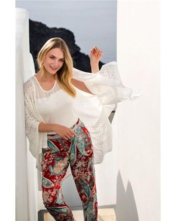 1305 Hırkalı 3'Lü Pijama Takım Stl_Miss_Loren_1305
