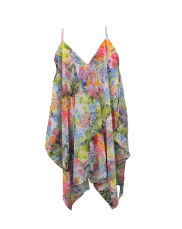 65157 Reflectıons 2016 Yaz Askılı Elbise Reflections