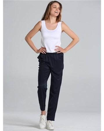 Faik Sönmez Lacivert Pijama Pantolon 34262