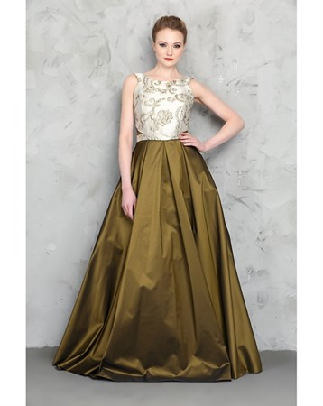 Yeşil Abiye Elbise MY2EGO201870 MY2EGO