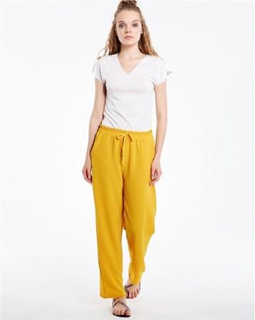 Sarı Pantolon 29211 MY2EGO