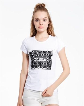 Beyaz Tişört 29292 MY2EGO