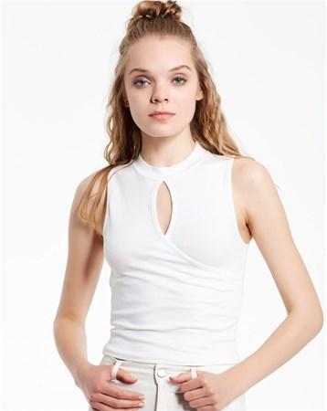 Beyaz Tişört 29301 MY2EGO