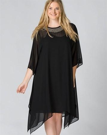 Siyah Elbise 78099