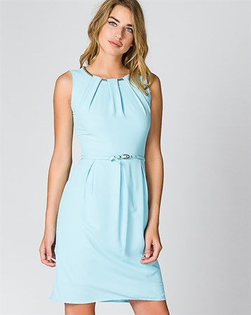 Mavi Elbise 78103
