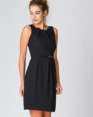 Siyah Elbise 78103