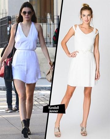 N-Value Beyaz Elbise 78120