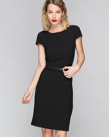 Siyah Elbise 78143