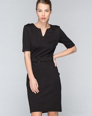 Siyah Elbise 78154