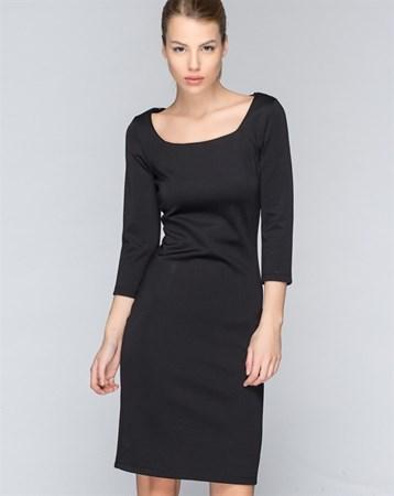 N-Value Siyah Elbise 78157