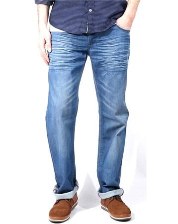 14Kae101pt00 Pantolon Mıdnıght Blue Wash Rodrigo