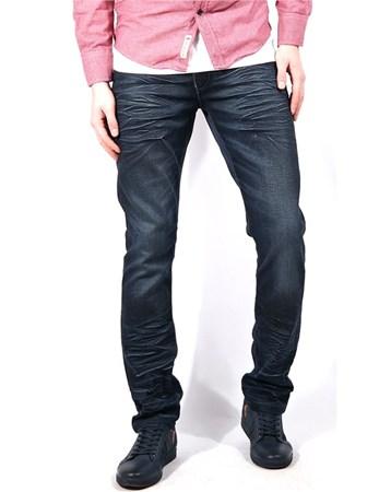 15Kae101gk00 Pantolon Black Coated Wash Rodrigo