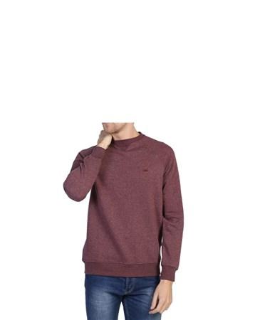 Bordo Erkek Sweatshirt 3427 Quiksilver