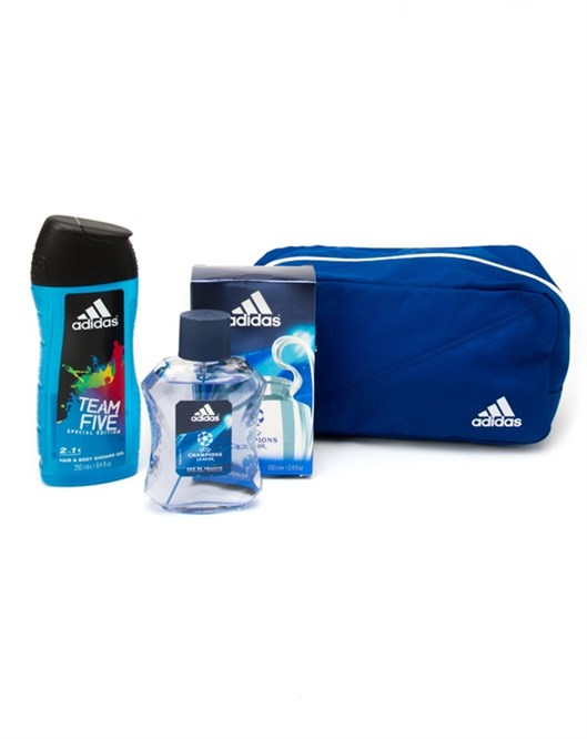 Adidas Champions League 100Ml Edt Erkek Parfüm Set