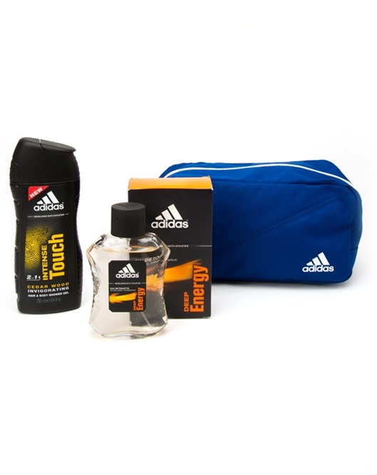 Adidas Deep Energy 100Ml Edt Erkek Parfüm Set
