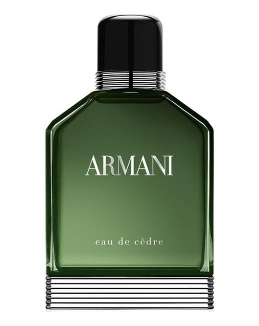 Giorgio Armani Eau De Cedre Pour Homme Edt Erkek Parfüm