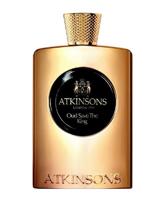 Atkinsons Oud Save The King 100Ml Edp Erkek Parfüm
