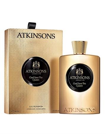 Oud Save The Queen 100Ml Edp Bayan Parfüm Atkinsons