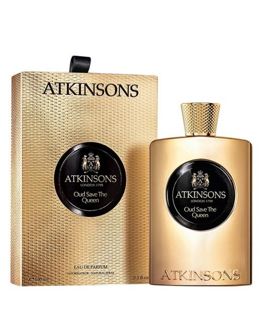 Atkinsons Oud Save The Queen 100Ml Edp Bayan Parfüm