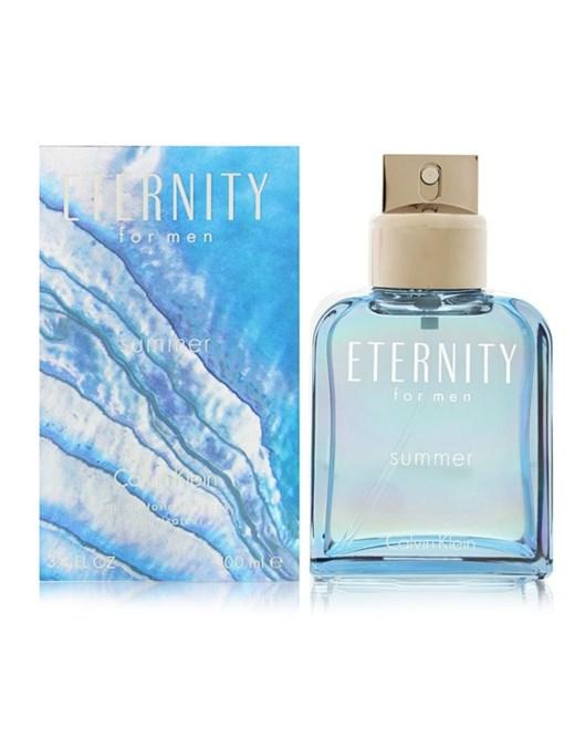Calvin Klein Eternity For Men Summer 100Ml Edt Erkek Parfüm