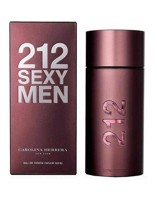 Carolina Herrera 212 Sexy Men 100 ml EDT Erkek Parfüm