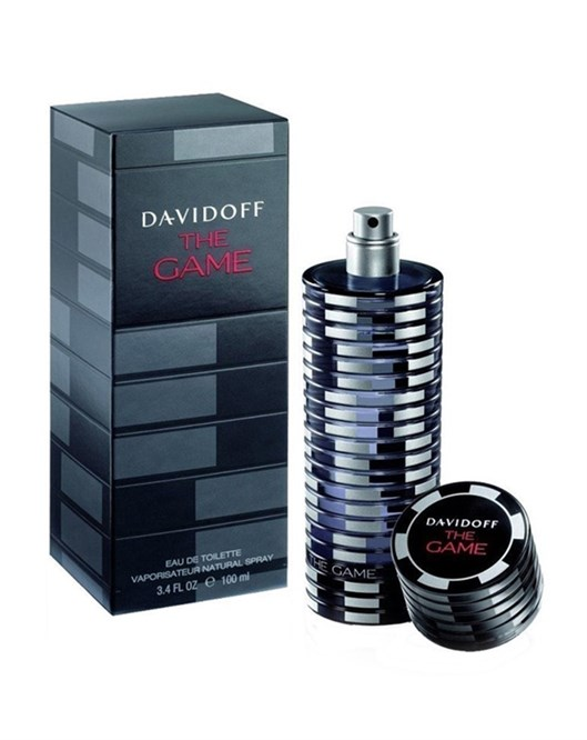 Davidoff The Game 100ml EDT Erkek Parfüm