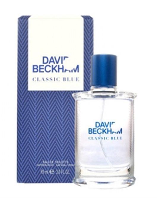 David Beckham Classic Blue Edt Erkek Parfüm