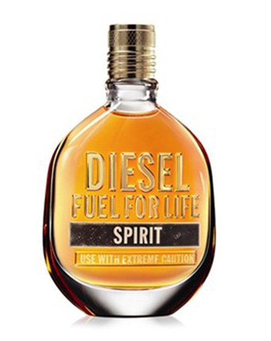 Diesel Fuel For Life Spirit 125ml EDT Erkek Parfüm