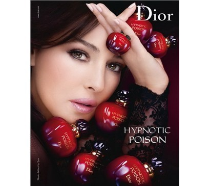 Christian Dior Hypnotic Poison Monica Belluci