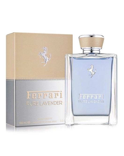 Ferrari Pure Levander 100Ml Edt Erkek Parfüm