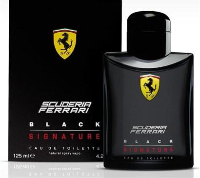 Ferrari Scuderia Black Signature EDT Erkek Parfüm
