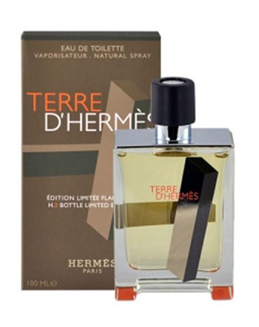 Hermes Terre D Hermes H2 Bottle Limited Edition Edt Erkek Parfüm