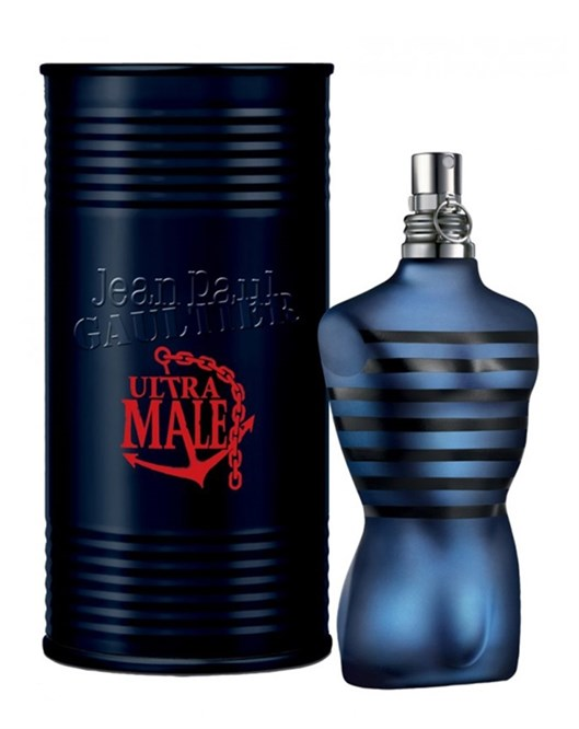 Jean Paul Gaultier Ultra Male Intense 125Ml Edt Erkek Parfüm