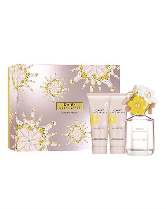 Marc Jacobs Fresh Edt Bayan Parfüm Set