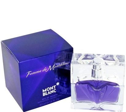 Mont Blanc Femme De Montblanc Bayan Parfüm