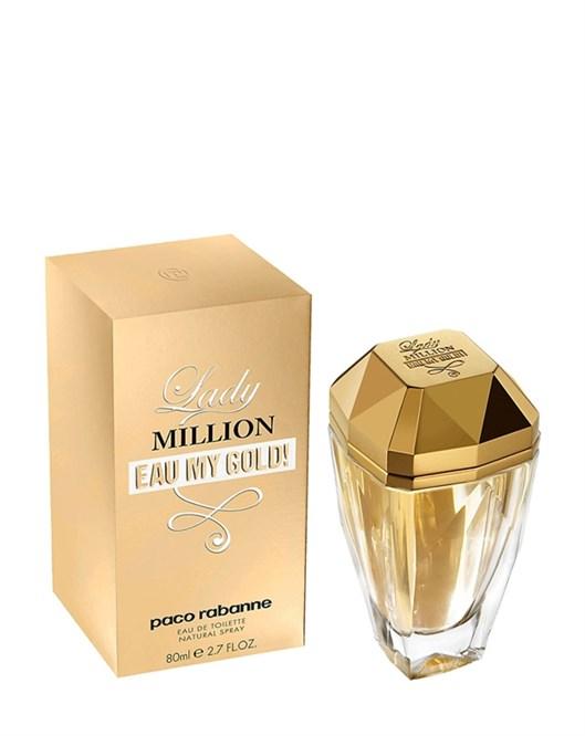 Paco Rabanne Lady Million Eau My Gold 80ml EDT Bayan Parfüm